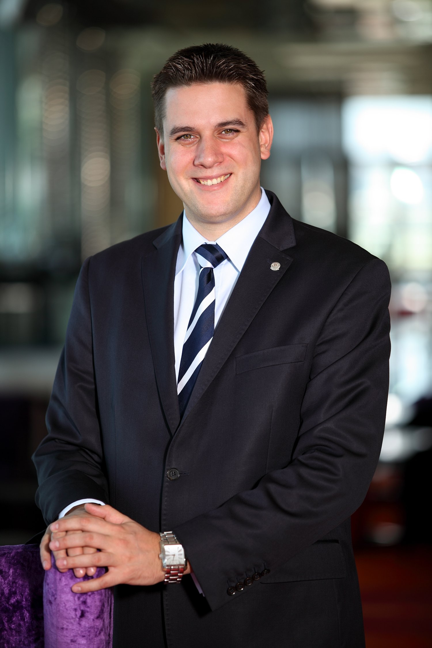 Daniel Baranowski was appointed Director of Operations at the 5* star Marriott Moscow Royal Aurora hotel