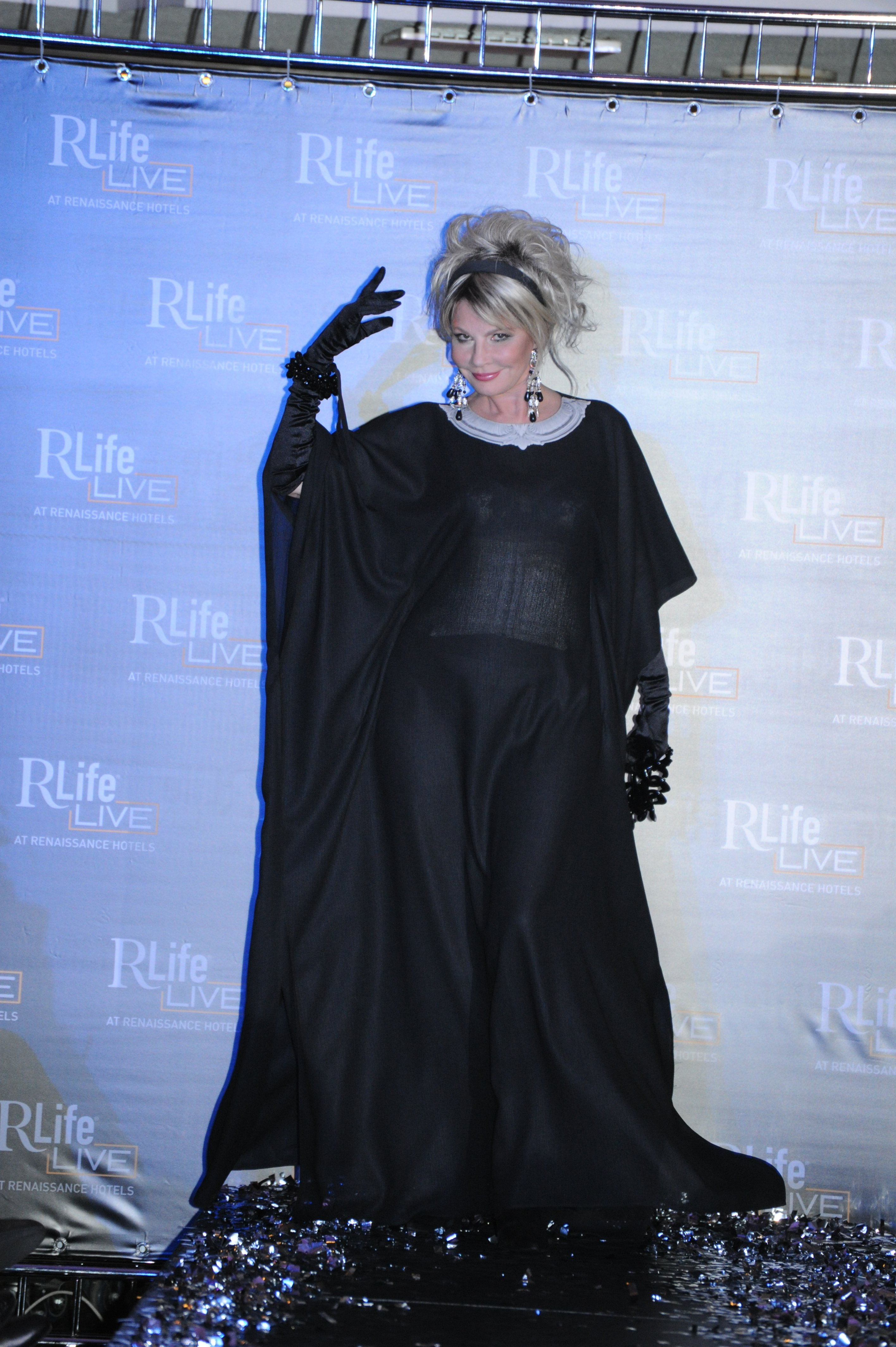 FASHION HALLOWEEN at the Renaissance Moscow Olympic hotel