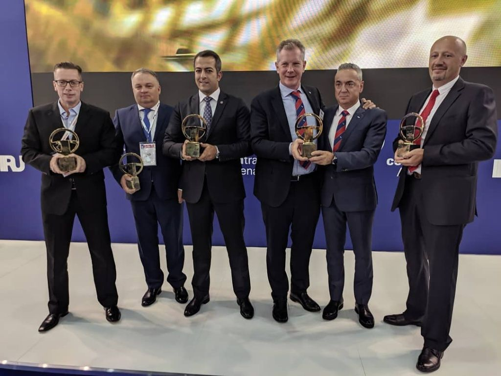 The 19th Annual Award CeremonyThe Best Commercial Vehicle in Russia