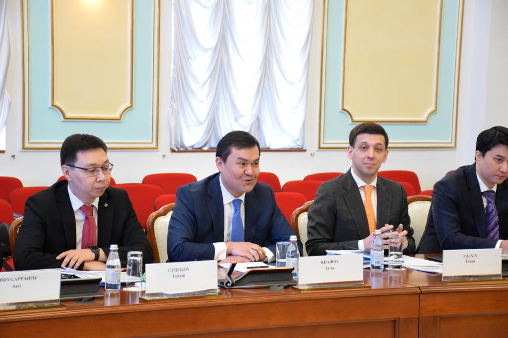 Business mission to Kazakhstan 2