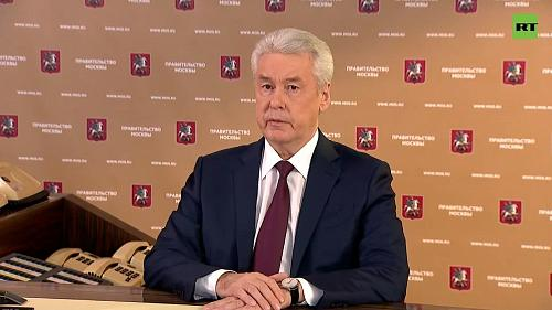 Sergey Sobyanin extended the self-isolation regime until June 14 and announced the second stage of easing restrictions in Moscow