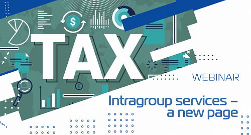 Intragroup services – a new page
